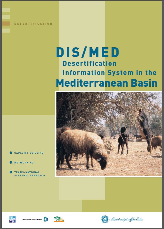 Desertification Information System in the Mediterranean Basin